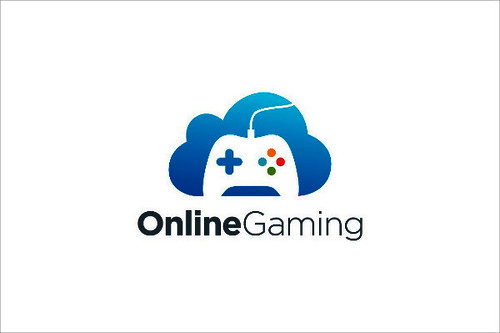 Video gaming logo